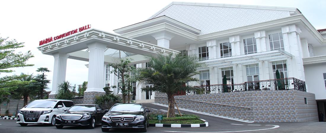 Sewa gedung pernikahan, gedung serbaguna, rayakan pernikahan anda di gedung pernikahan di Jakarta